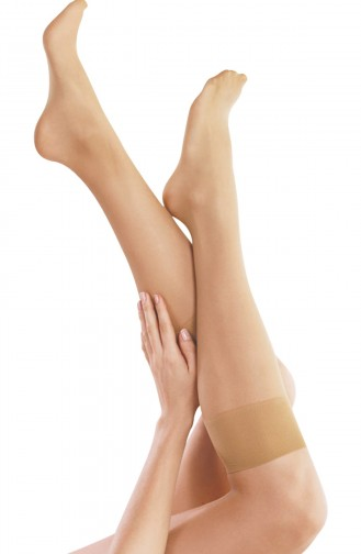 Mite Love Süper ince 15 Denye Pantolon Çorabı Ten