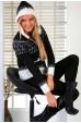 Mite Love Termal Tayt Kadın Giyim Siyah